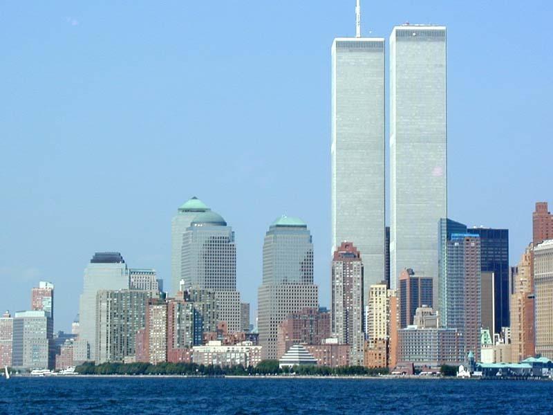 WTC 1 & 2