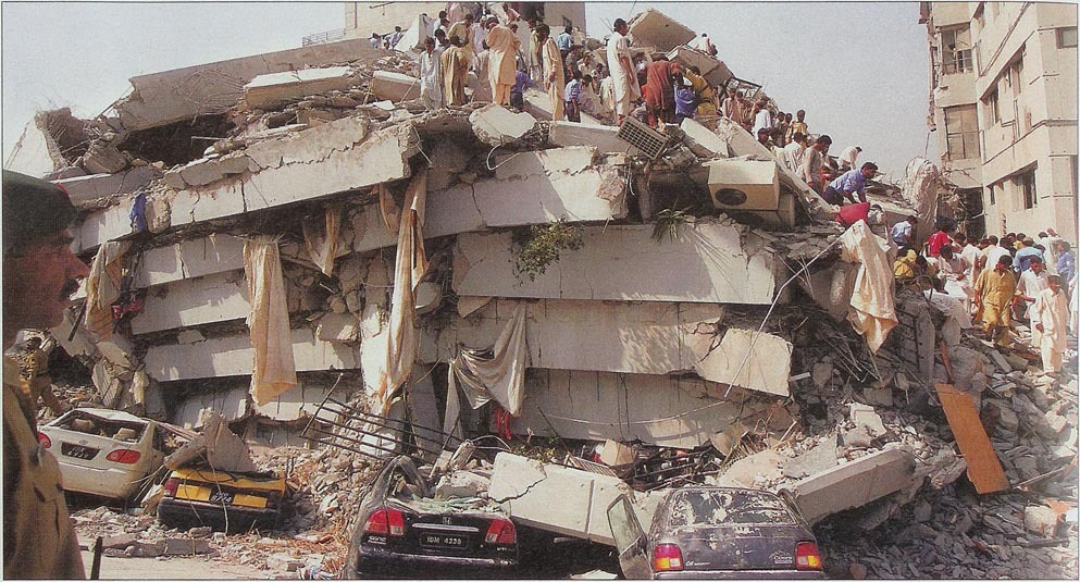 essay on earthquake in pakistan 2005 Figure 3 illustrates the situation of the city before and after the eventthe initial death toll, according to media reports, was 30,000 people killed.