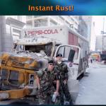 Toasted Rust