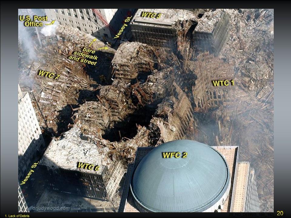 WTC 6 Destroyed