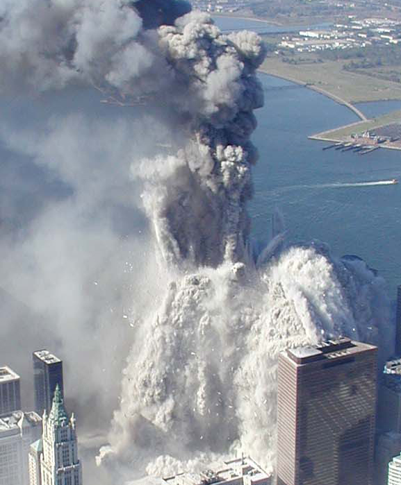 Where did the building go? what actually happened What Actually Happened on 9/11 bubbler